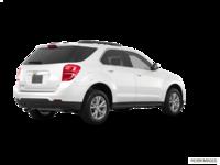 2017 Chevrolet Equinox LT   Photo 2   Summit White