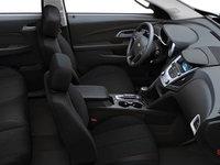 2017 Chevrolet Equinox LT   Photo 1   Jet Black Premium Cloth