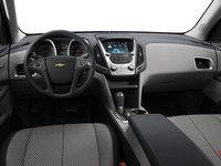 2017 Chevrolet Equinox LT   Photo 3   Light Titanium/Jet Black Premium Cloth