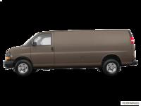 2017 Chevrolet Express 2500 CARGO | Photo 1 | Brownstone Metallic