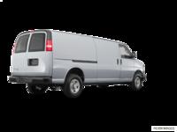 2017 Chevrolet Express 2500 CARGO | Photo 2 | Silver Ice Metallic