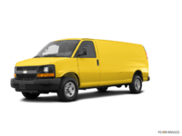 2017 Chevrolet Express 2500 CARGO | Photo 3 | Wheatland Yellow