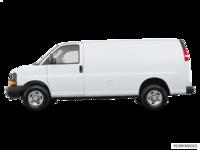 2017 Chevrolet Express 3500 CARGO | Photo 1 | Summit White