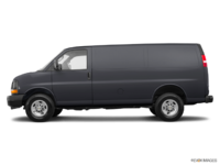 2017 Chevrolet Express 3500 CARGO | Photo 1 | Cyber Grey Metallic