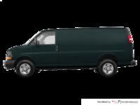 2017 Chevrolet Express 3500 CARGO | Photo 1 | Graphite Metallic