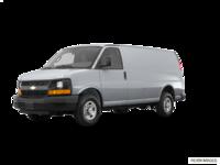 2017 Chevrolet Express 3500 CARGO | Photo 3 | Silver Ice Metallic