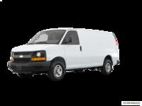 2017 Chevrolet Express 3500 CARGO | Photo 3 | Summit White