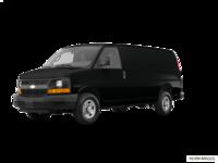 2017 Chevrolet Express 3500 CARGO | Photo 3 | Black