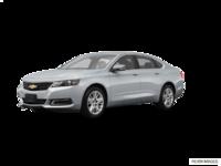 2017 Chevrolet Impala LS | Photo 3 | Silver Ice Metallic