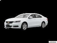 2017 Chevrolet Impala LS | Photo 3 | Summit White