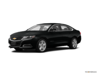 2017 Chevrolet Impala LS | Photo 3 | Black