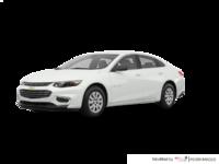 2017 Chevrolet Malibu L | Photo 3 | Summit White