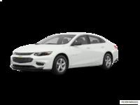 2017 Chevrolet Malibu LS | Photo 3 | Summit White