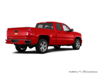 2017 Chevrolet Silverado 1500 LT Z71 | Photo 2 | Red Hot