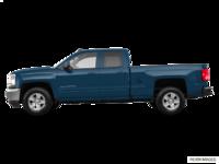 2017 Chevrolet Silverado 1500 LT | Photo 1 | Deep Ocean Blue Metallic