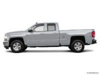 2017 Chevrolet Silverado 1500 LT | Photo 1 | Silver Ice Metallic