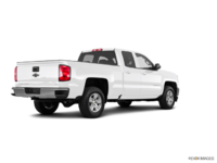 2017 Chevrolet Silverado 1500 LT | Photo 2 | Summit White