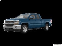 2017 Chevrolet Silverado 1500 LT | Photo 3 | Deep Ocean Blue Metallic
