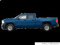 2017 Chevrolet Silverado 1500 WT | Photo 1 | Deep Ocean Blue Metallic