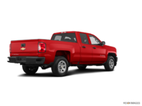 2017 Chevrolet Silverado 1500 WT | Photo 2 | Red Hot