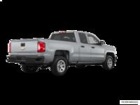 2017 Chevrolet Silverado 1500 WT | Photo 2 | Silver Ice Metallic