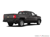 2017 Chevrolet Silverado 1500 WT | Photo 2 | Graphite Metallic