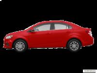 2017 Chevrolet Sonic LT | Photo 1 | Cajun Red