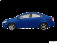 2017 Chevrolet Sonic LT | Photo 1 | Kinetic Blue Metallic