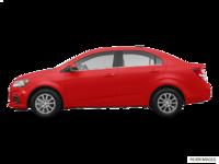 2017 Chevrolet Sonic LT | Photo 1 | Red Hot