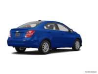 2017 Chevrolet Sonic LT | Photo 2 | Kinetic Blue Metallic