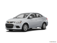2017 Chevrolet Sonic LT | Photo 3 | Silver Ice Metallic