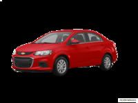 2017 Chevrolet Sonic LT | Photo 3 | Cajun Red
