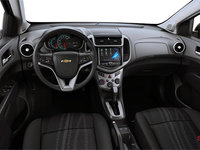 2017 Chevrolet Sonic LT | Photo 3 | Jet Black Deluxe Cloth