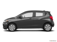 2017 Chevrolet Spark LS | Photo 1 | Nightfall Grey Metallic