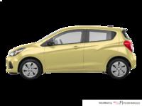 2017 Chevrolet Spark LS | Photo 1 | Brimstone