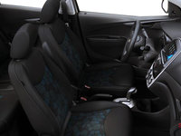 2017 Chevrolet Spark LS | Photo 1 | Jet Black Cloth