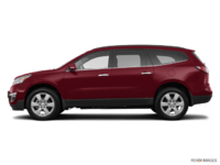 2017 Chevrolet Traverse 1LT | Photo 1 | Siren Red