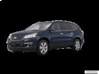 2017 Chevrolet Traverse 1LT | Photo 3 | Bllue Velvet Metallic