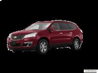 2017 Chevrolet Traverse 2LT | Photo 3 | Siren Red