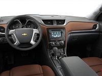 2017 Chevrolet Traverse 2LT | Photo 3 | Saddle/Ebony Leather