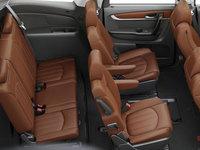 2017 Chevrolet Traverse PREMIER | Photo 2 | Saddle/Ebony Perforated Leather