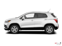 2017 Chevrolet Trax LS | Photo 1 | Summit White