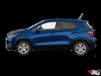 2017 Chevrolet Trax LS | Photo 1 | Blue Topaz Metallic