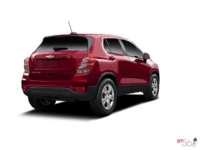 2017 Chevrolet Trax LS | Photo 2 | Crimson Metallic