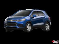 2017 Chevrolet Trax LS | Photo 3 | Blue Topaz Metallic