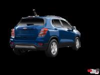 2017 Chevrolet Trax LT | Photo 2 | Blue Topaz Metallic