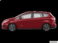 2017 Ford C-MAX ENERGI TITANIUM | Photo 1 | Ruby Red