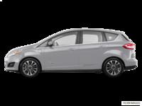 2017 Ford C-MAX ENERGI TITANIUM | Photo 1 | Ingot Silver