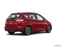 2017 Ford C-MAX ENERGI TITANIUM | Photo 2 | Ruby Red