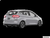 2017 Ford C-MAX ENERGI TITANIUM | Photo 2 | Ingot Silver